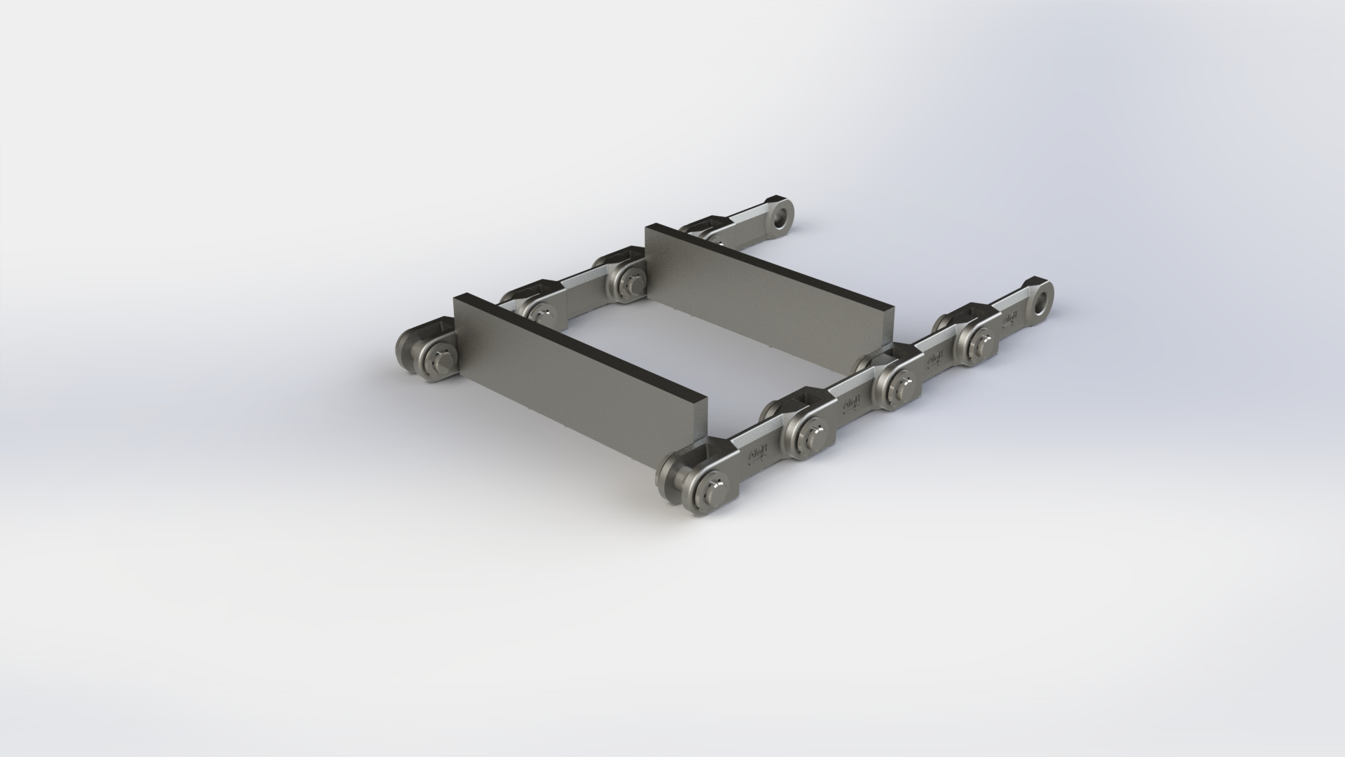 Drop Forged Chain : Drop forged chain advanced material handling