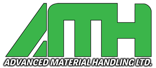 Advanced Material Handling Logo